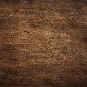 Closeup of brown wood.
