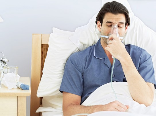 Pneumonia is a common cold weather disease