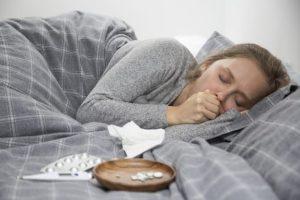 One major coronavirus myth is that it's just like the flu.