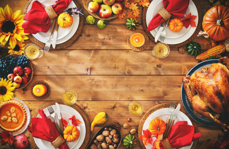 Eating contaminated food can make people really sick during the holidays.