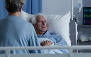 round 250,000 people are hospitalized every year because of pneumonia with nearly 60 percent of those affected being elderly adults.