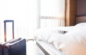 Cross-contamination can happen in hotels.