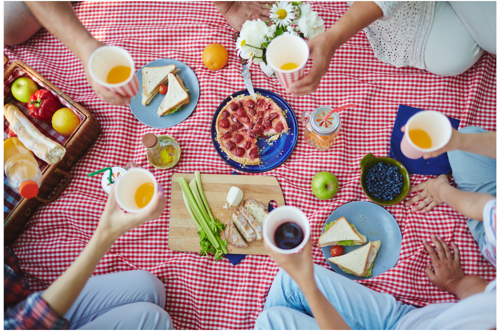 why people get sick from foodborne illness in the summer