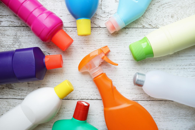 how to disinfect without bleach using other chemicals