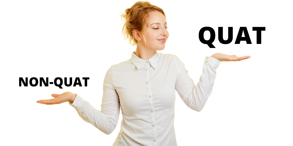 Why should I use a quat based disinfectant?