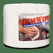Side view of GymWipes Professional Formula.