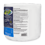 Side view of Antibacterial Force Wipes.
